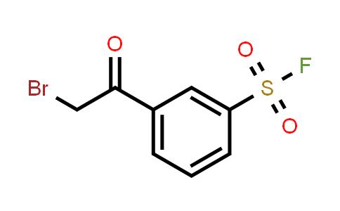 3-(2-bromoacetyl)-Benzenesulfonyl fluoride