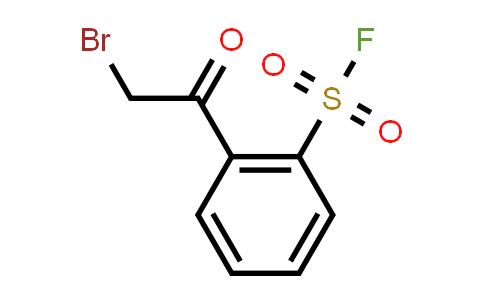 2-(2-bromoacetyl)-Benzenesulfonyl fluoride