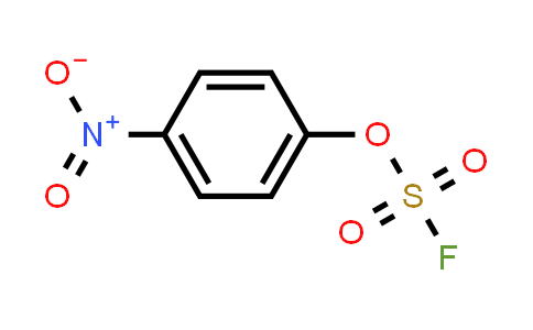 4-Nitrophenyl sulfurofluoridate
