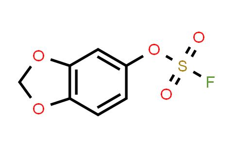 Fluorosulfuric acid, 1,3-benzodioxol-5-yl ester