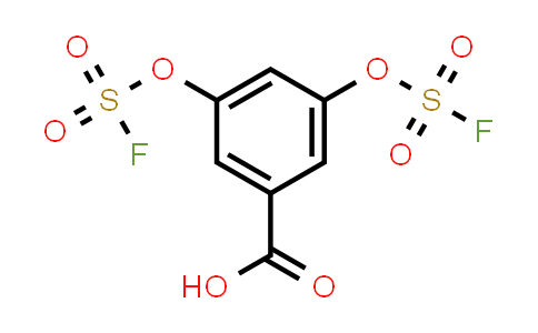 1839621-13-4 | 3,5-bis[(fluorosulfonyl)oxy]-Benzoic acid
