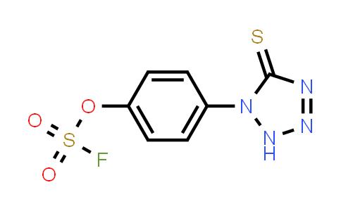 1-[4-[(fluorosulfonyl)oxy]phenyl]-1,2-dihydro-5H-Tetrazole-5-thione