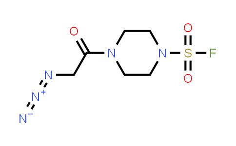 4-(2-azidoacetyl)-1-Piperazinesulfonyl fluoride