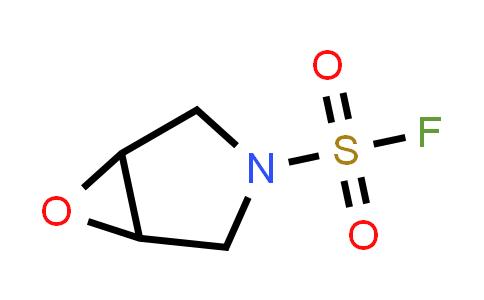 6-Oxa-3-azabicyclo[3.1.0]hexane-3-sulfonyl fluoride