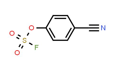 1692870-11-3 | 4-[(fluorosulfonyl)oxy]- Benzonitrile