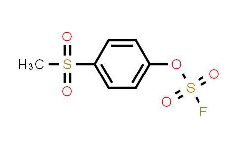 1692870-12-4 | Fluorosulfuric acid, 4-(methylsulfonyl)phenyl ester
