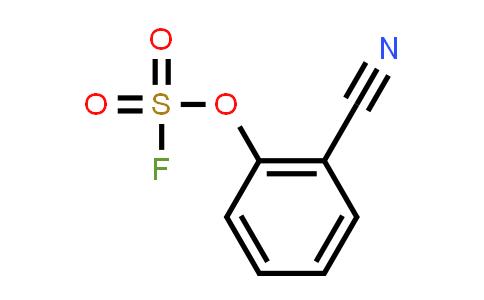 1692870-15-7 | 2-[(fluorosulfonyl)oxy]- Benzonitrile
