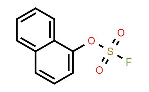 Fluorosulfuric acid, 1-naphthalenyl ester