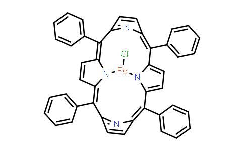 Iron,chloro[5,10,15,20-tetraphenyl-21H,23H-porphinato(2-)-κN21,κN22,κN23,κN24]-,(SP-5-2)