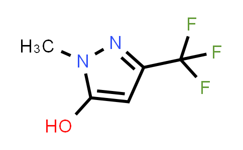 122431-37-2 | 1-Methyl-3-(trifluoromethyl)-1H-pyrazol-5-ol