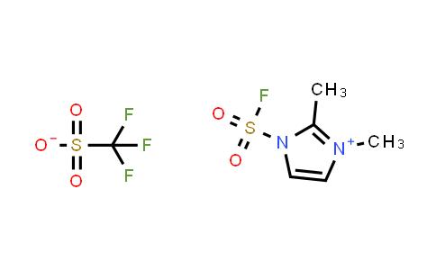 1-(Fluorosulfuryl)-2,3-dimethyl-1H-imidazol-3-ium trifluoromethanesulfonate