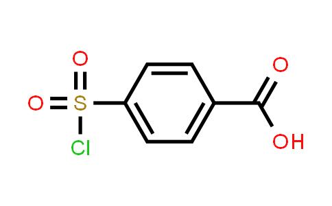 4-(chlorosulfonyl)-Benzoic acid