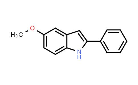 5883-96-5 | 5-methoxy-2-phenyl-1H-indole