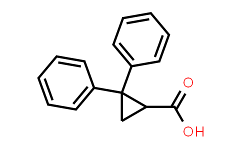 7150-12-1 | 2,2-Diphenyl-cyclopropanecarboxylic acid