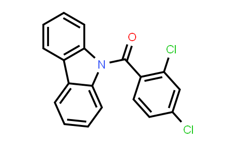 carbazol-9-yl-(2,4-dichlorophenyl)methanone