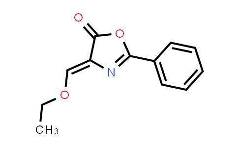 4-Ethoxymethylene-2-phenyl-2-oxazolin-5-one