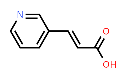 trans-3-(3-Pyridyl)acrylic acid
