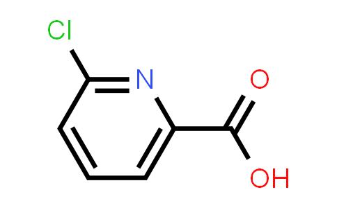 2-Chloropyridine-6-carboxylic acid