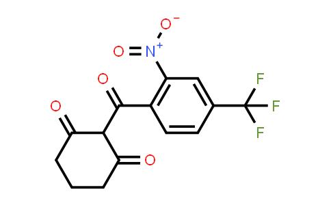 2-(2-Nitro-4-trifluoromethylbenzoyl)cyclohexane-1,3-dione