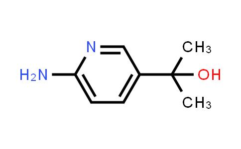 2-(6-aminopyridin-3-yl)propan-2-ol