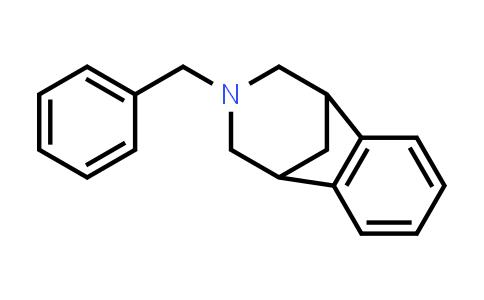 1,5-Methano-1H-3-benzazepine, 2,3,4,5-tetrahydro-3-(phenylmethyl)-
