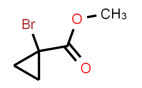 Methyl 1-bromocyclopropane-1-carboxylate