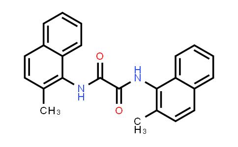 N1,N2-bis(2-methylnaphthalen-1-yl)oxalamide