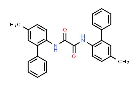 1809289-04-0 | Ethanediamide, N1,N2-bis(5-methyl[1,1'-biphenyl]-2-yl)-
