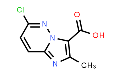 14714-22-8 | 6-chloro-2-methylimidazo[1,2-b]pyridazine-3-carboxylic acid
