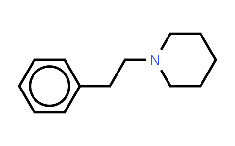 1-(2-phenylethyl)piperi dine HI