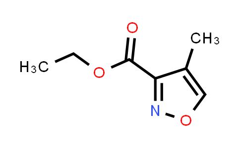 38061-69-7   4-methyl-isoxazole-3-carboxylic acid ethyl ester