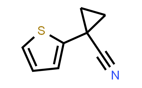 162959-93-5 | 1-(thiophen-2-yl)cyclopropanecarbonitrile