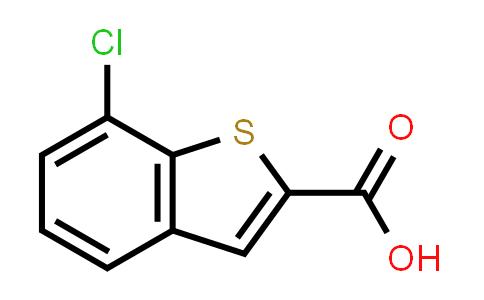 90407-16-2 | 7-chlorobenzo[b]thiophene-2-carboxylic acid