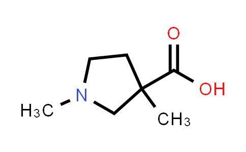 912771-28-9 | 1,3-Dimethyl-pyrrolidine-3-carboxylic acid