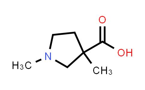 1,3-Dimethyl-pyrrolidine-3-carboxylic acid