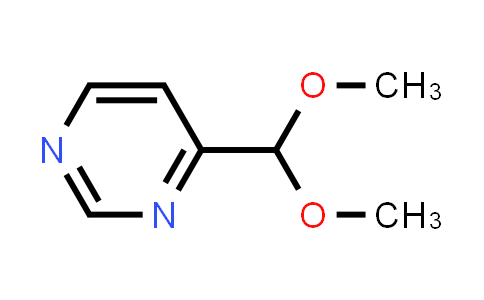 25746-87-6 | 4-dimethoxymethyl-pyrimidine