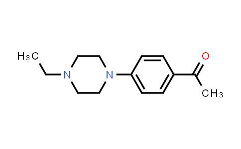 952282-19-8 | 1-[4-(4-ethyl-piperazin-1-yl)-phenyl]-ethanone