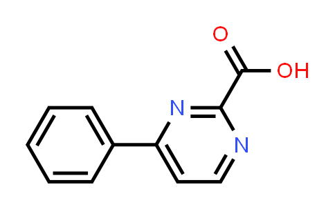 74647-39-5 | 6-phenylpyrimidine-2-carboxylic acid