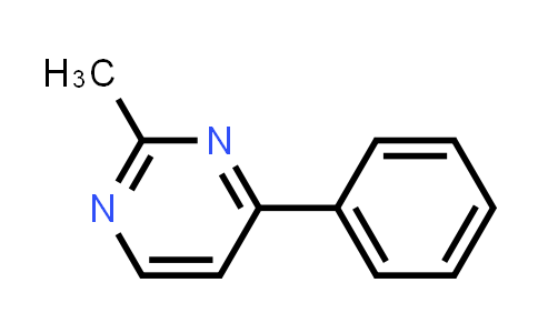 2-methyl-4-phenylpyrimidine