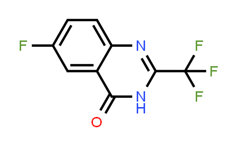 35982-57-1 | 6-fluoro-2-trifluoromethyl-3H-quinazolin-4-one