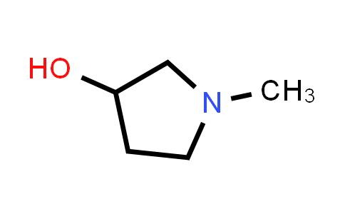 13220-33-2 | 3-hydroxy-1-methylpyrrolidine