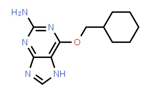 161058-83-9 | 2-amino-6-[(cyclohexylmethyl)oxy]purine