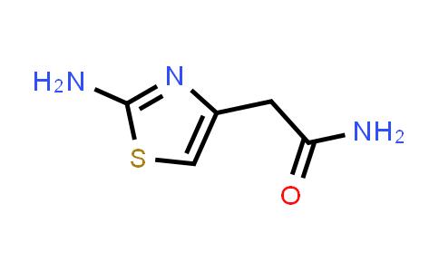 220041-33-8 | 2-(2-aminothiazol-4-yl)acetamide