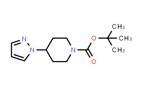 1269429-29-9 | tert-butyl 4-(1H-pyrazol-1-yl)piperidine-1-carboxylate