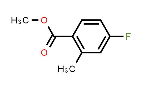 174403-69-1 | 4-fluoro-2-methylbenzoic acid methyl ester