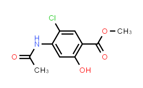 24190-77-0 | methyl 4-acetylamino-5-chloro-2-hydroxybenzoate