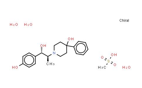 Traxoprodil mesylate