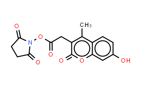 96735-88-5 | N-succinimidyl (7-hydroxy-4-methyl-3-coumarinyl)acetate