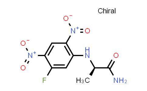 Nα-(2,4-Dinitro-5-fluorophenyl)-D-alaninamide