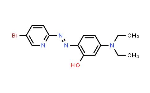 14337-53-2 | 2-(5-bromo-pyridin-2-ylazo)-5-(diethylamino)phenol